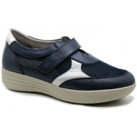Schuhe Damen Sneaker Low Relax 4 You BS17704 bleu