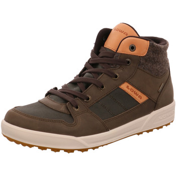 Schuhe Herren Sneaker High Lowa Seattle GTX QC grün