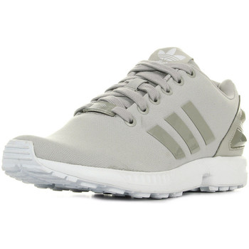 Schuhe Damen Sneaker Low adidas Originals Zx Flux Candy Grau