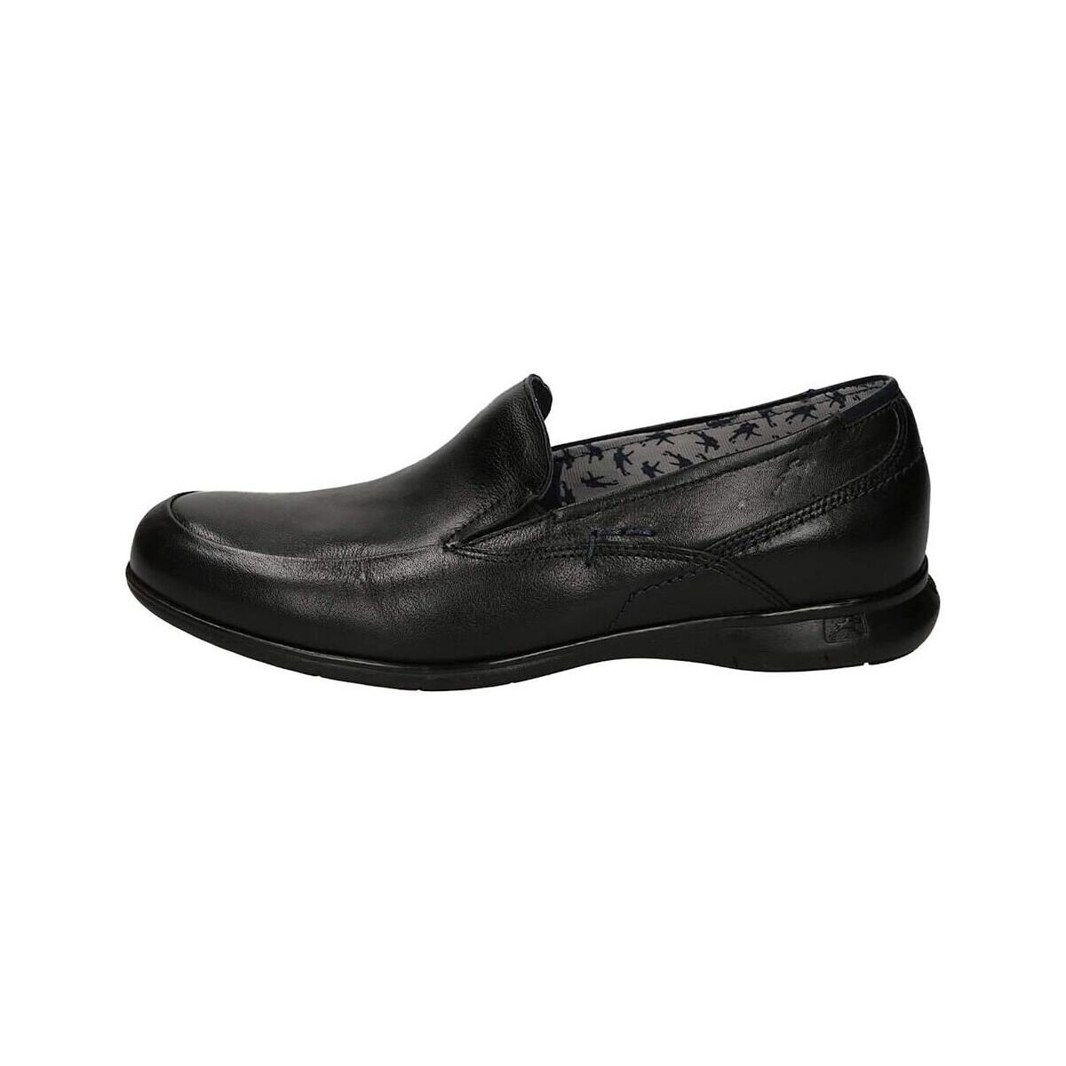 Fluchos 9762 Schwarz - Kostenloser Versand bei Spartoode ! - Schuhe Slipper Damen 82,00 €