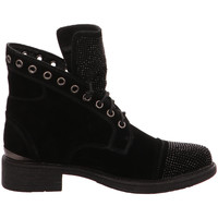 Schuhe Damen Low Boots Alma En Pena NV black
