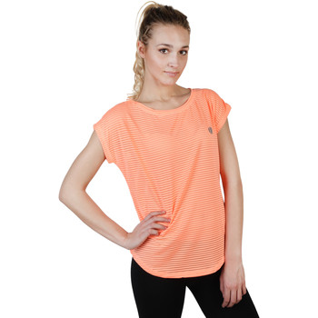 Kleidung Damen Tops / Blusen Elle Sport T-shirt Orange