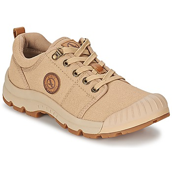 Schuhe Herren Sneaker Low Aigle TENERE LIGHT LOW CVS Beige