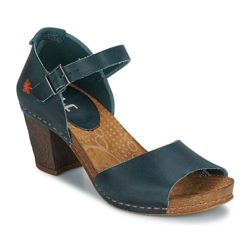 Schuhe Damen Pumps Art IMEET Grün