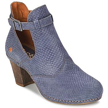 Stiefelletten / Boots Art IMEET BO Blau 350x350