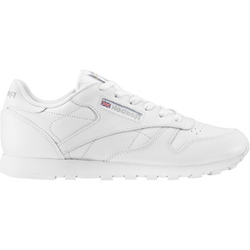 Schuhe Kinder Sneaker Low Reebok Classic Classic Leather Weiß