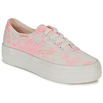 Schuhe Damen Sneaker Low Coolway DODO Rose