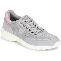 Schuhe Damen Sneaker Low Aigle LUPSEE W MESH Grau / Rose