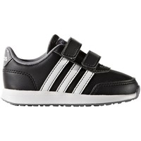 Schuhe Kinder Sneaker Low adidas Originals VS Switch 2 Cmf Inf Weiß-Schwarz