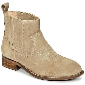 Schuhe Mädchen Boots Young Elegant People DEBBYM Beige