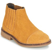 Schuhe Mädchen Boots Young Elegant People FILICIAL Camel