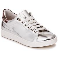 Schuhe Mädchen Sneaker Low Young Elegant People EDENIL Silbern