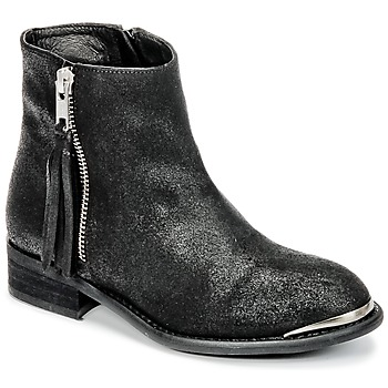 Schuhe Mädchen Boots Young Elegant People AMELIAM Schwarz