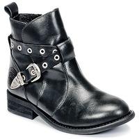 Schuhe Mädchen Boots Young Elegant People CALYPSOM Schwarz