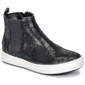 Schuhe Mädchen Boots Young Elegant People CLARITAR Schwarz