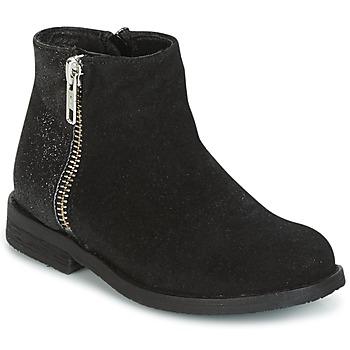 Schuhe Mädchen Boots Young Elegant People FABIOLAD Schwarz