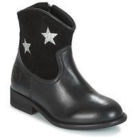 Schuhe Mädchen Boots Young Elegant People FARAHI Schwarz