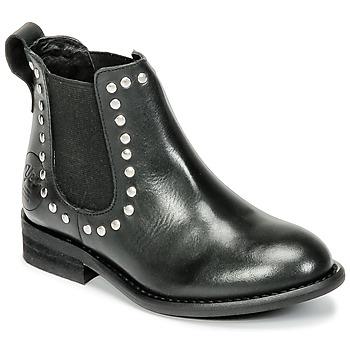 Schuhe Mädchen Boots Young Elegant People FOSTINET Schwarz