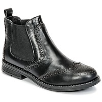 Schuhe Mädchen Boots Young Elegant People JOSEPHI Schwarz