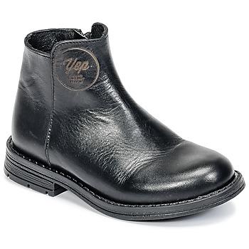 Schuhe Mädchen Boots Young Elegant People IVONNET Schwarz