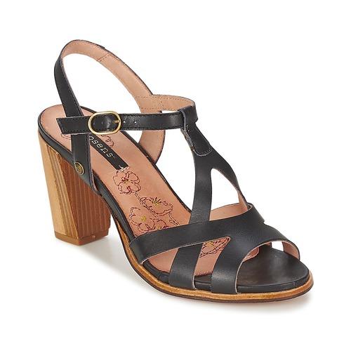 Neosens GLORIA Schwarz Schuhe Sandalen / Sandaletten Damen 96