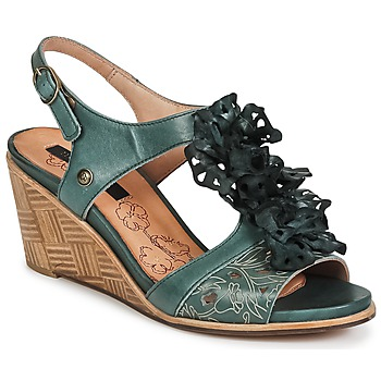 Schuhe Damen Sandalen / Sandaletten Neosens NOAH Grün