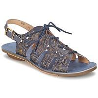 Schuhe Damen Sandalen / Sandaletten Neosens DAPHNI LACE Marine