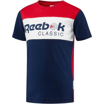 Kleidung Jungen T-Shirts Reebok Classic Archive Graphic T-Shirt Rot