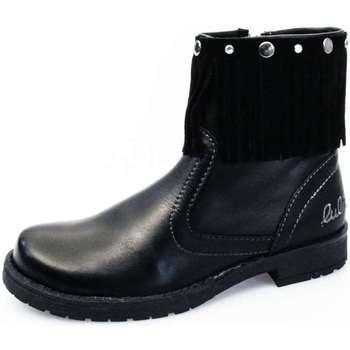 Schuhe Mädchen Low Boots Lulu LULÙ LL100007L Stiefeletten Mädchen Schwarz Schwarz