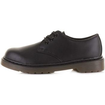 Schuhe Kinder Richelieu Dr Martens DMKEVEBK15378001 schwarz