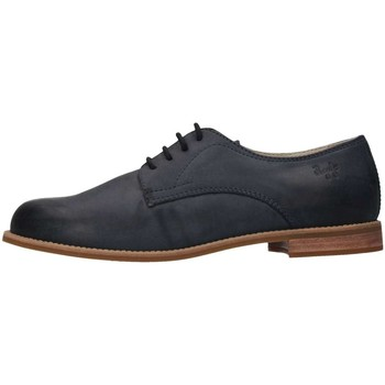 Schuhe Kinder Richelieu Il Gufo G254 French shoes Kind blau blau