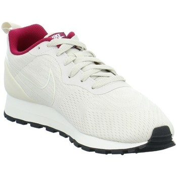 Schuhe Damen Sneaker Low Nike MD Runner 2 Grau