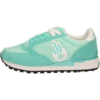 Schuhe Sneaker Low Kamsa DKAMSA Sneakers Unisex Grun Grun