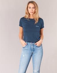 Kleidung Damen T-Shirts Yurban IHOULOU Marine