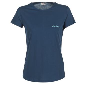Kleidung Damen T-Shirts Yurban HOULOU Marine