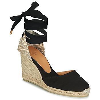 Schuhe Damen Sandalen / Sandaletten Castaner CARINA Schwarz