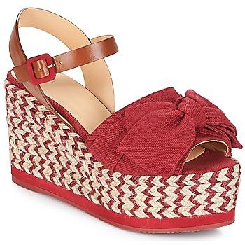 Schuhe Damen Sandalen / Sandaletten Castaner EUCALIPTO Himbeer