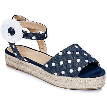 Schuhe Damen Sandalen / Sandaletten Castaner WOXOC Marine