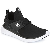 Schuhe Herren Sneaker Low DC Shoes Meridian M SHOE BKW Schwarz