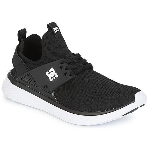 DC Shoes Meridian M SHOE BKW Schwarz  Schuhe Sneaker Low Herren 95,20