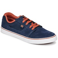 Schuhe Herren Sneaker Low DC Shoes TONIK M SHOE NVB Blau / Orange