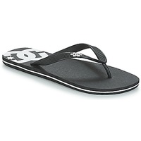 Schuhe Herren Zehensandalen DC Shoes SPRAY M SNDL BLW Schwarz / Weiss