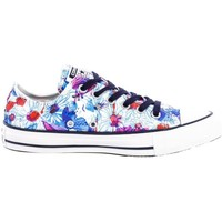 Schuhe Damen Sneaker Low Converse All Star Chuck Taylor Ox Spray Paint Damen Sportschuhe 551549C Multicolor