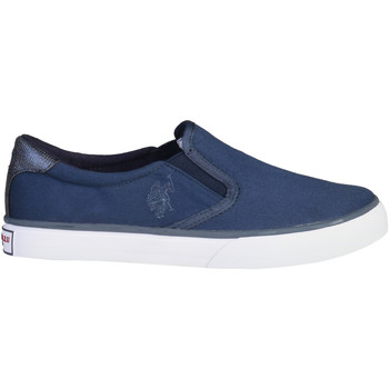 Schuhe Damen Sneaker Low U.S Polo Assn. Sneakers Blau