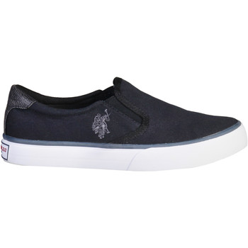 Schuhe Damen Sneaker Low U.S Polo Assn. Sneakers Schwartz