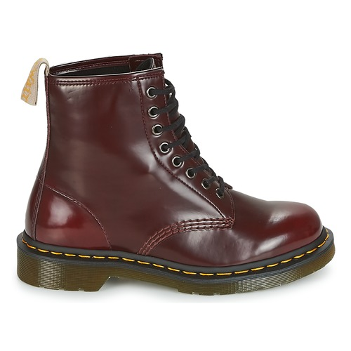 Dr Martens VEGAN Boots 1460 Rot  Schuhe Boots VEGAN  140 537bc1