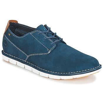 Schuhe Herren Derby-Schuhe Timberland TIDELANDS OXFORD Marine