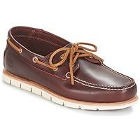Schuhe Herren Bootsschuhe Timberland TIDELANDS 2 EYE Bordeaux