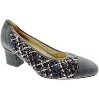 Schuhe Damen Pumps Calzaturificio Loren LO60755gr grigio