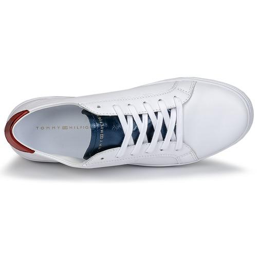 Tommy Hilfiger VENUS 22 Weiss / Blau / Rot 79,92  Schuhe TurnschuheLow Damen 79,92 Rot 860168